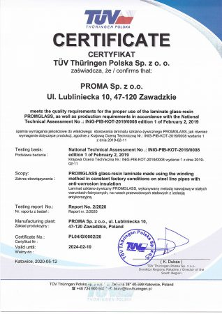 certyfikat_promglass_tuv